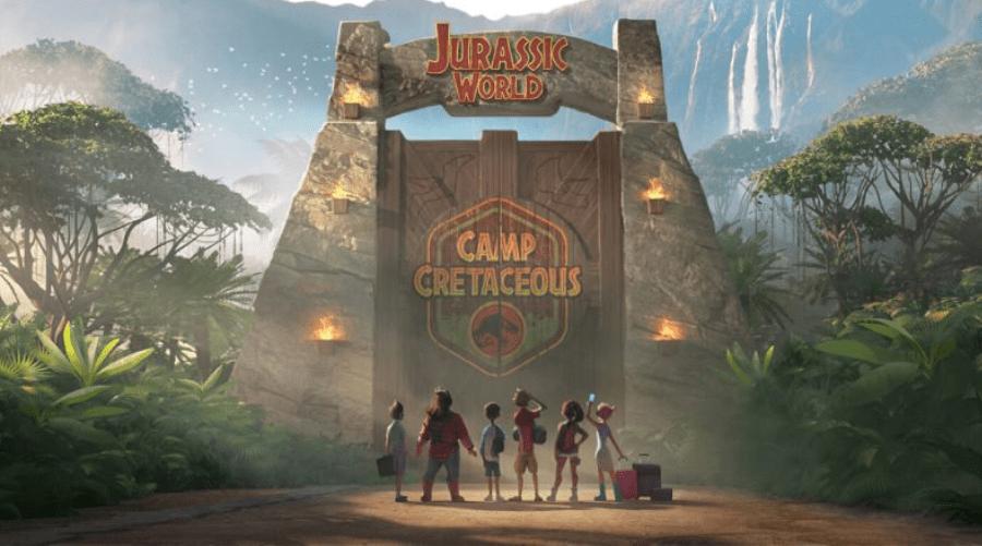 Jurassic World Camp Cretaceous : découvrez la nouvelle série animée de Netflix