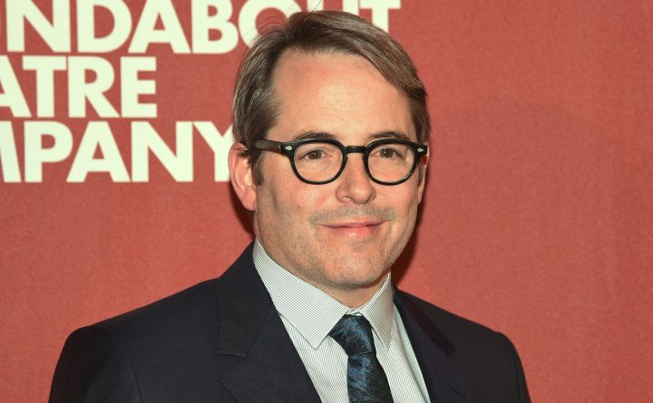 Matthew Broderick - Just About TV