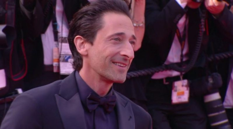 Adrien Brody - Just About TV