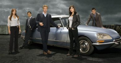 Mentalist - Just About TV
