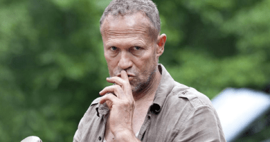 Michael Rooker (The Walking Dead) au casting d'une nouvelle série