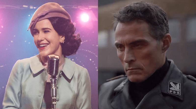 Amazon dévoile des trailers pour The Marvelous Mrs. Maisel et The Man in the High Castle