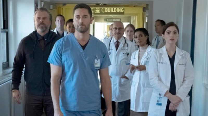 New Amsterdam - Just About TV