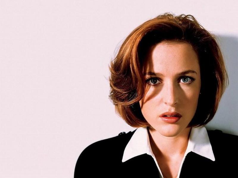 Scully dans X-Files : Journée Internationale du Droit des Femmes