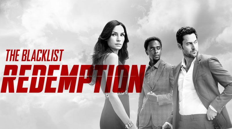 The Blacklist: Redemption