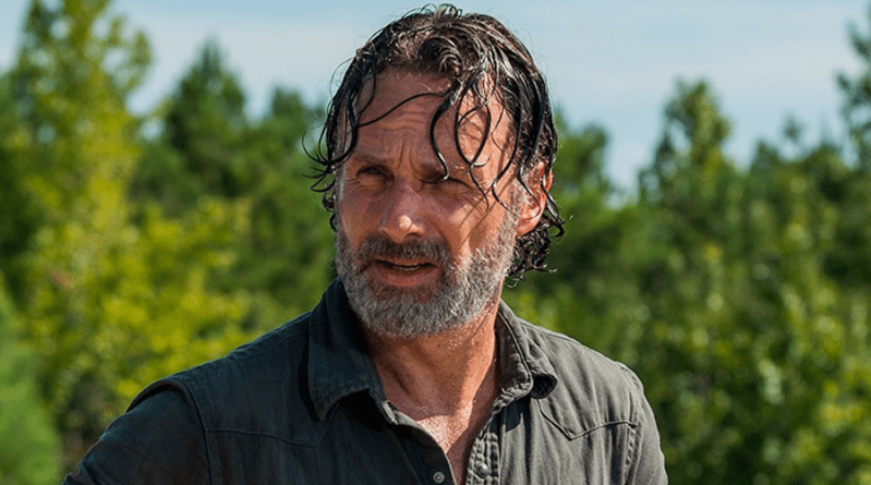 The Walking Dead : Andrew Lincoln de retour... dans trois films !