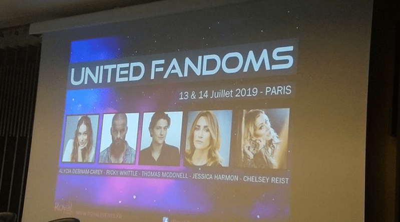 Compte-rendu de la convention United Fandoms de Royal Events
