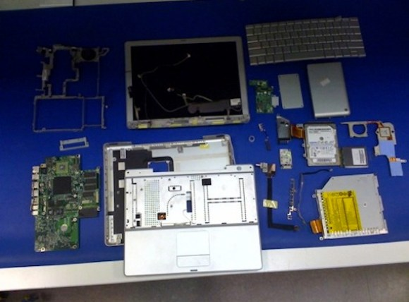 powerbook exploded