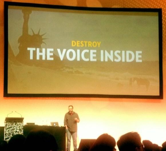 destory voice