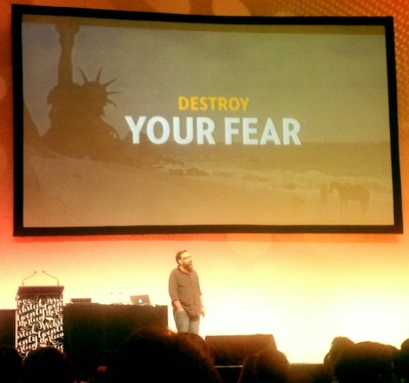 destroy your fear