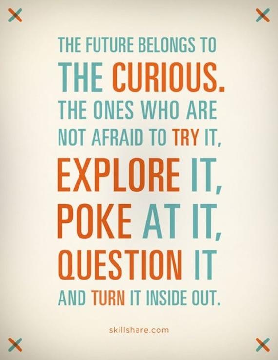 the curious future