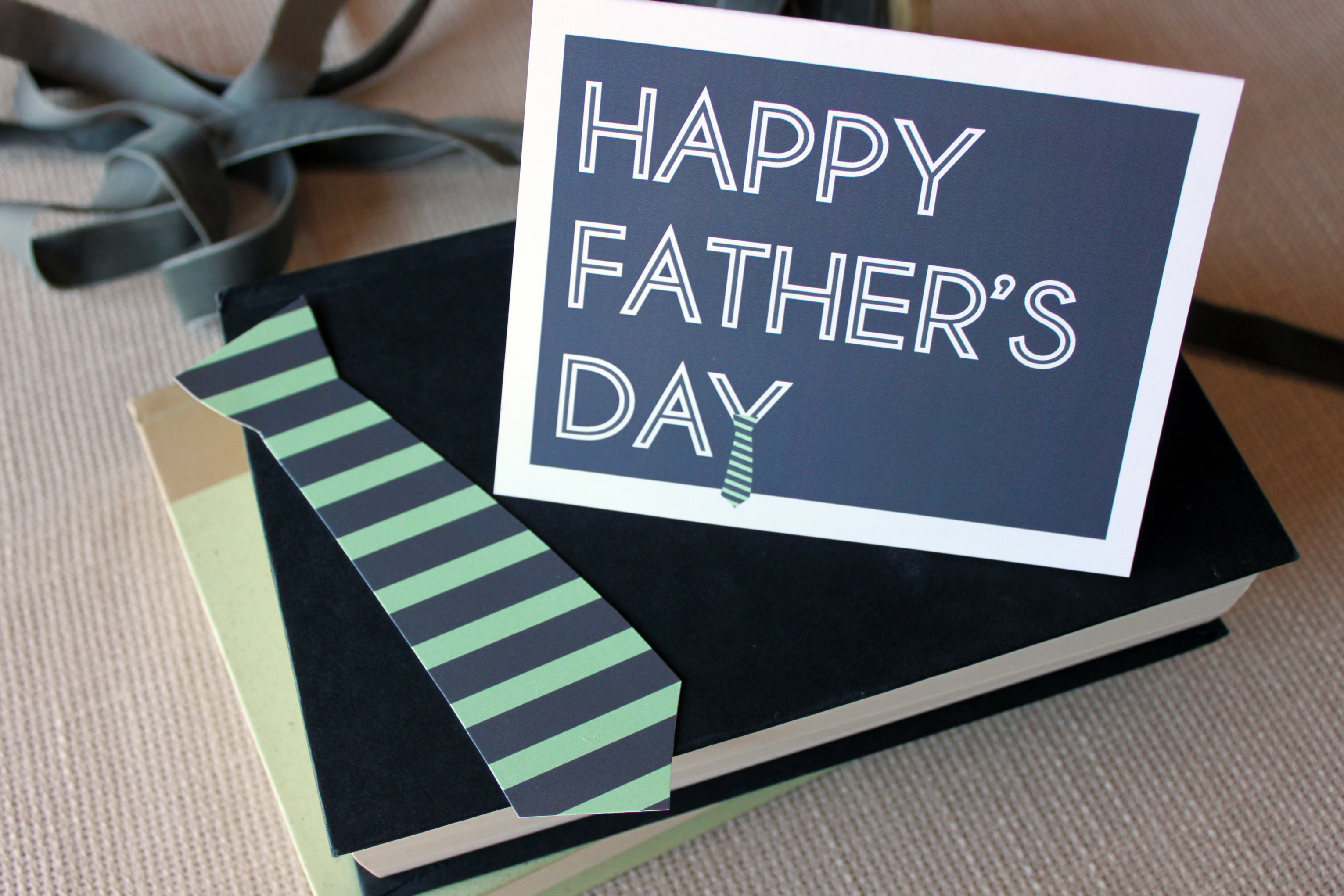 father day cards from
