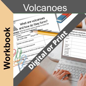 volcano workbook