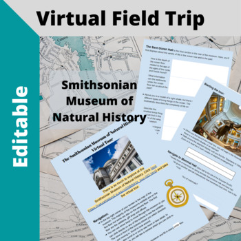 Smithsonian Museum of Natural History Virtual Field Trip