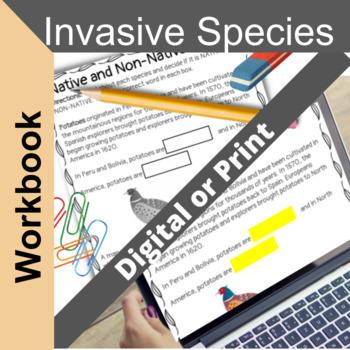 invasive species workbook