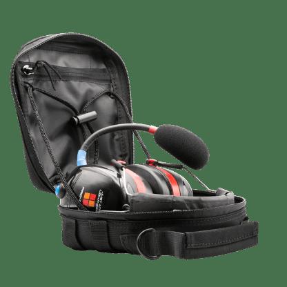 PRO-COM Headset Soft Carry Case 5