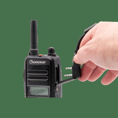 Wouxun KG-UV86 Dual Band Transceiver 2