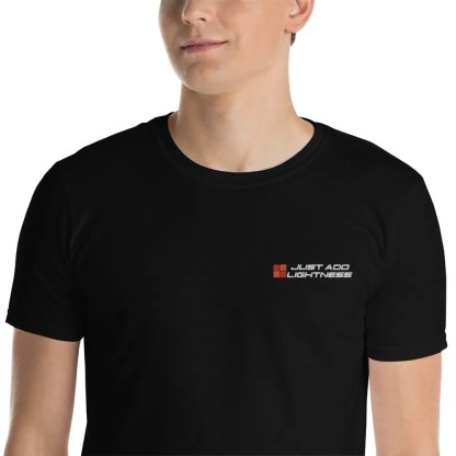 JAL Short-Sleeve Unisex T-Shirt 1