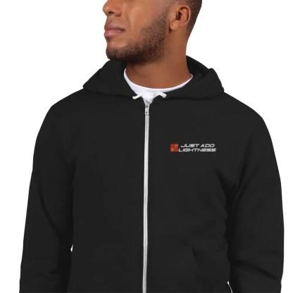JAL Hoodie sweater 1