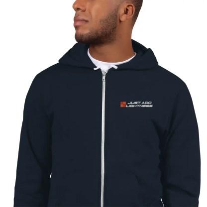 JAL Hoodie sweater 3