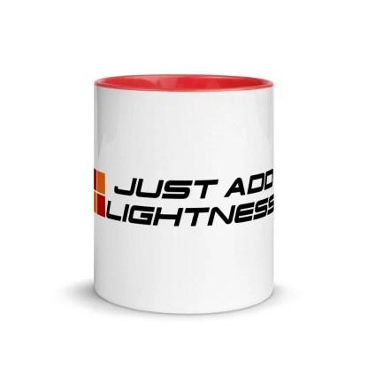 JAL Mug with Colour Inside 6
