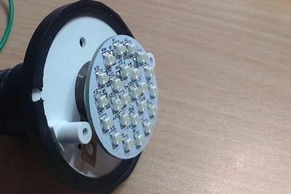 Caterham 7 LED Front Indicator 4