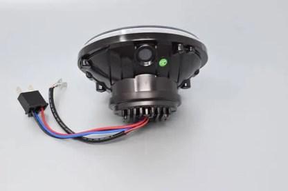 Caterham 7 LED Headlight Upgrade 3