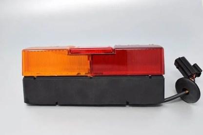 Caterham 7 LED Rear Light Cluster MKII 1