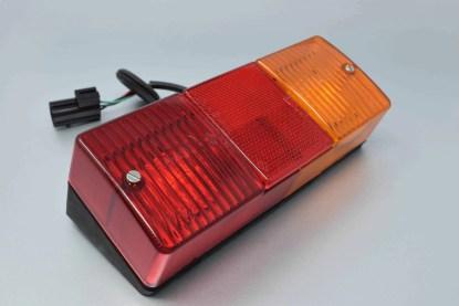 Caterham 7 rear light cluster