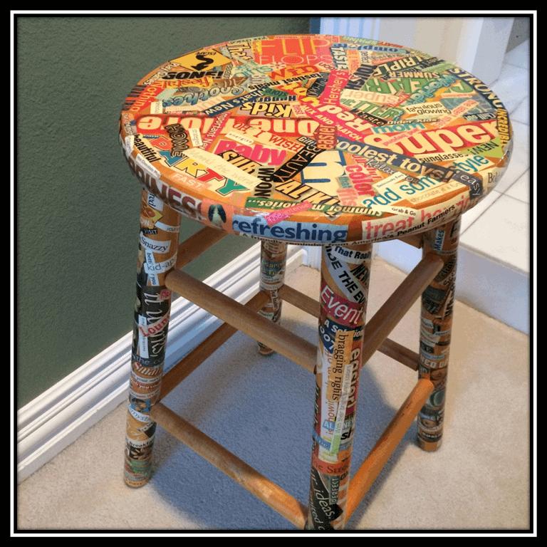 wooden bar stool chairs office paramus nj decoupage a classroom