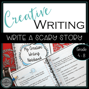 Creative Writing notebook