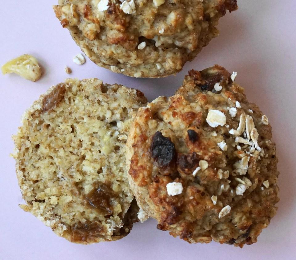 Muffin apple 5