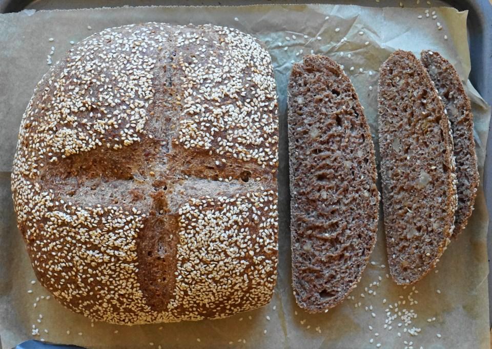 Sesame Bread 2