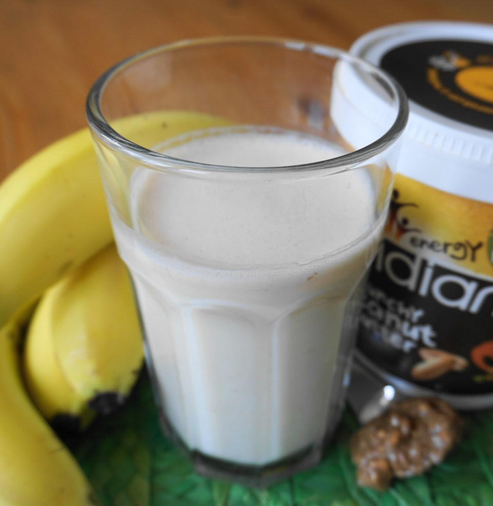 PB Banana smoothie 2