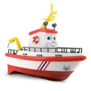 Elias de kleine reddingsboot groot