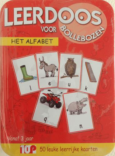 Leerdoos voor bollebozen - het alfabet