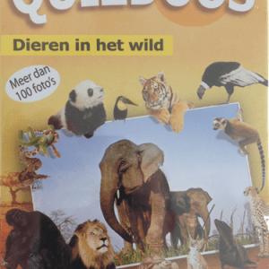 Quizdoos dieren in het wild