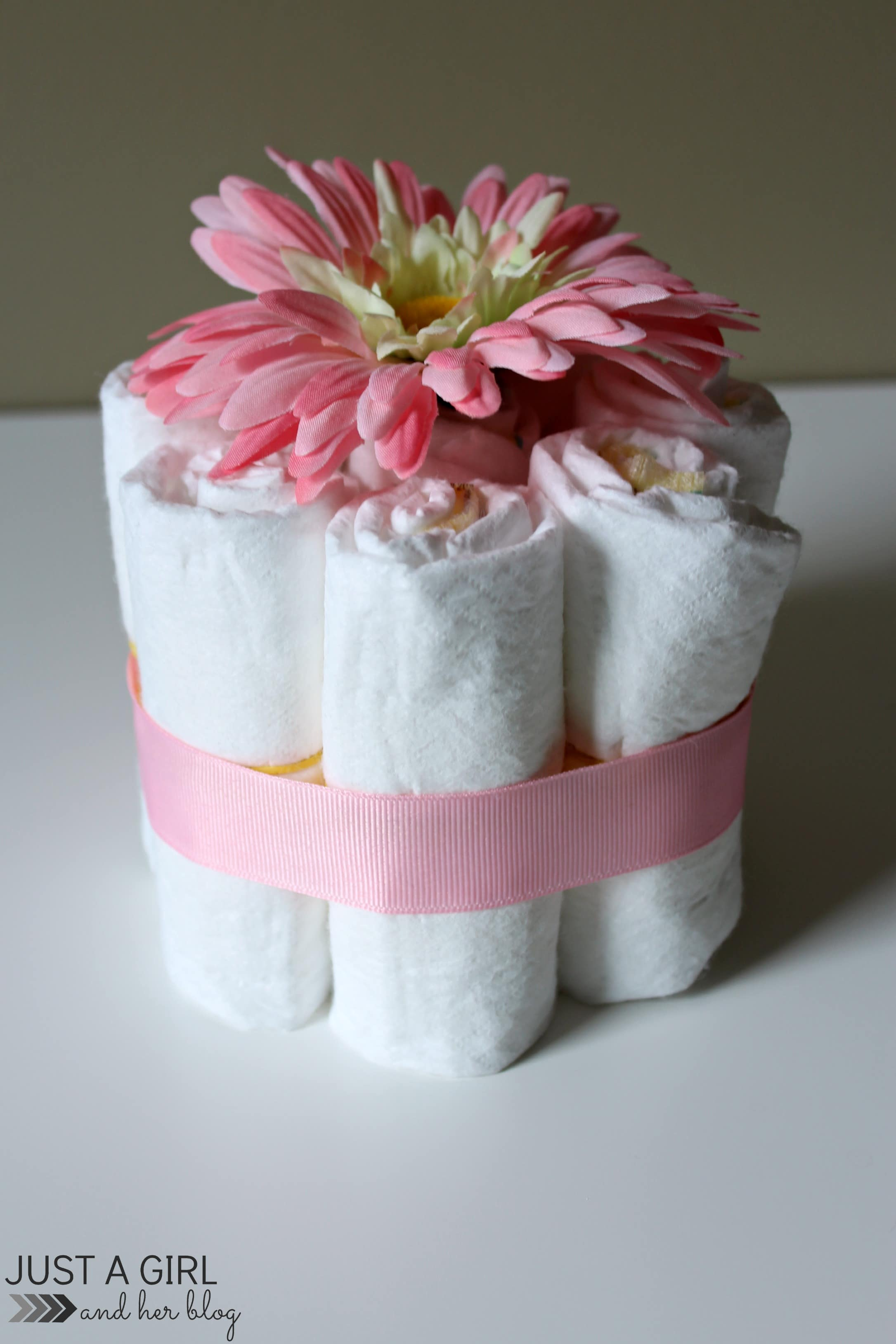 Sweet and Simple Baby Shower Centerpieces  Abby Lawson