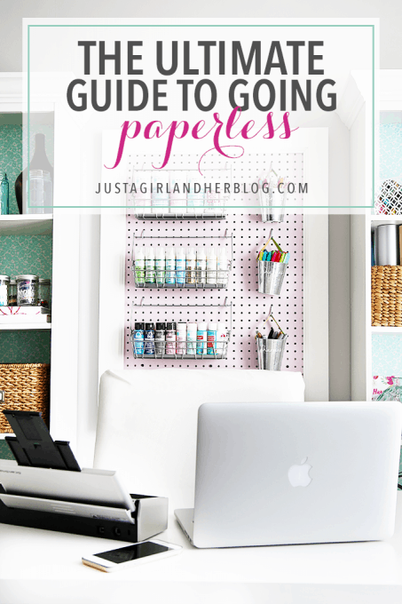 The Ultimate Guide to Going Paperless  Abby Lawson