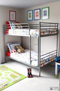 A Shared Boys' Bedroom: Some Updates {and FREE printables ...