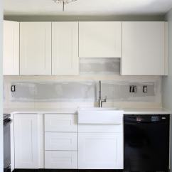 Kitchen Cabinet Ikea American Woodmark Cabinets How To Design And Install Sektion Just A