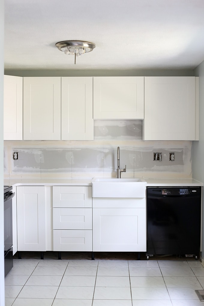 42 inch kitchen cabinets 8 foot ceiling large appliances how to design and install ikea sektion ...