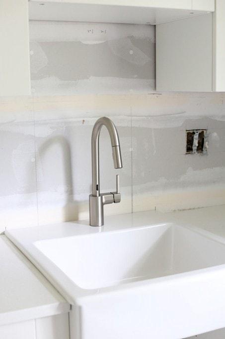 moen align the faucet i never knew i