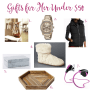 Holiday Gift Guide 2015 And A Giveaway Just A Girl