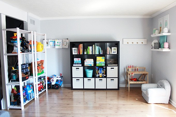How To Get Organized When You Live In A Small House Just A Girl