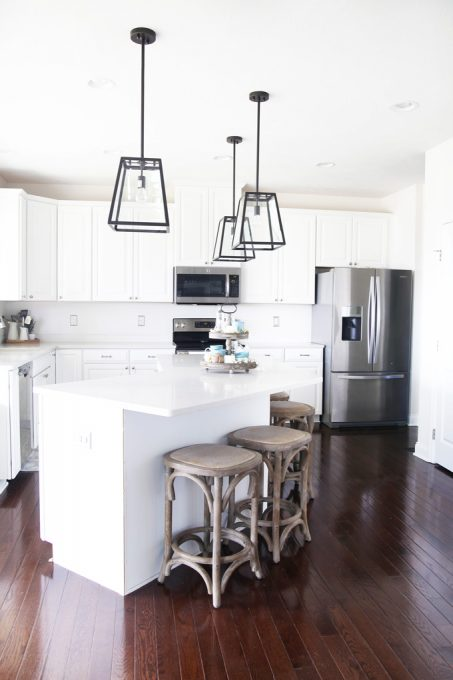 Beautiful And Affordable Kitchen Island Pendant Lights Just A Girl