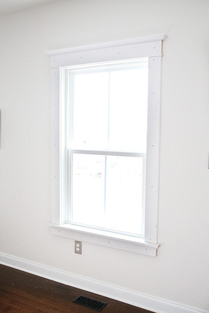 Interior Window Molding Designs