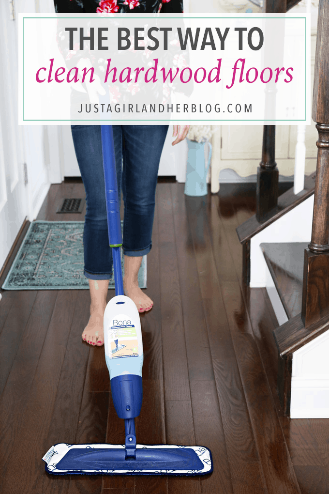 The Best Way To Clean Hardwood Floors Abby Lawson