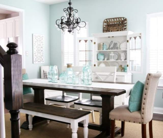 Aqua Paint Colors Can Be Tough To Sort Through To Find The Perfect B D Of Blue