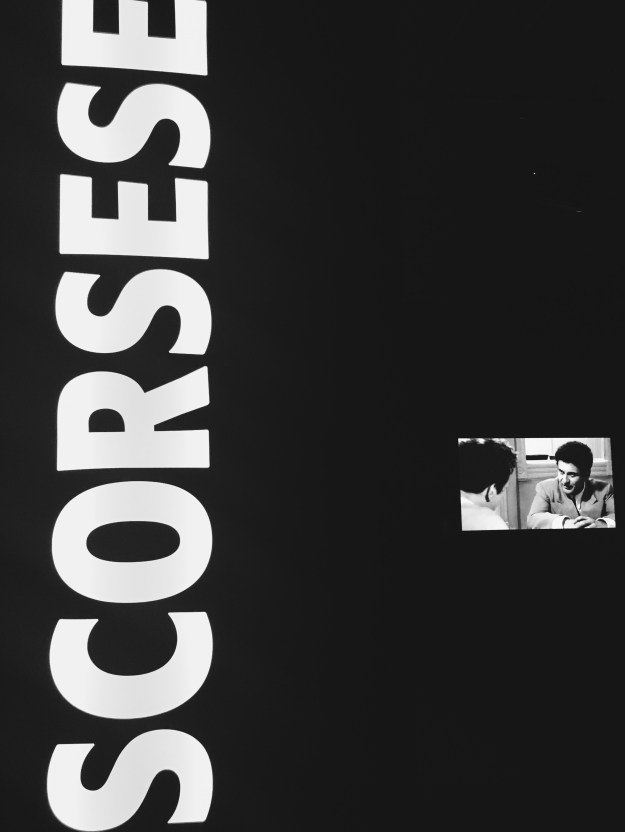 Scorcese Exhibition, ACMI.
